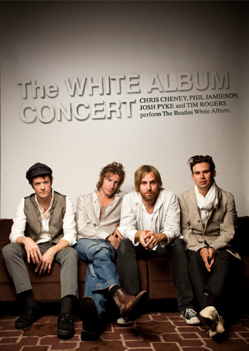 The White Album Concert 2009