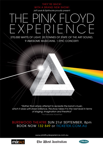 The Pink Floyd Experience 2008